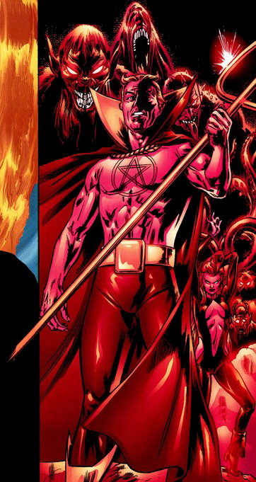 Daimon Hellstrom (Earth-9997)