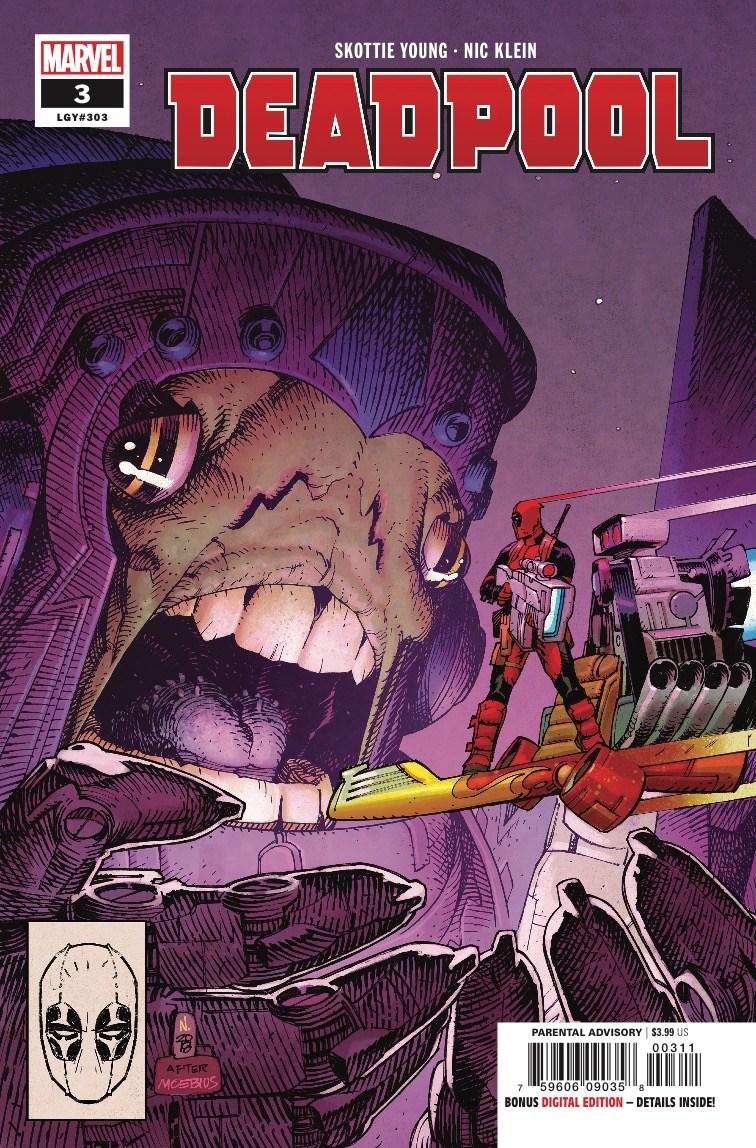 Deadpool Vol 7 3