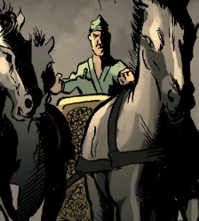Diomedes of Thrace (Earth-616)