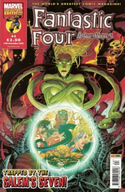 Fantastic Four Adventures Vol 1 44