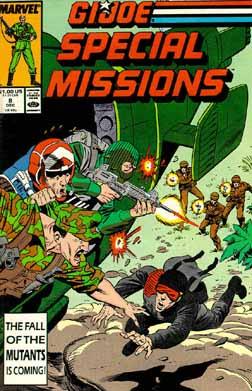 G.I. Joe: Special Missions Vol 1 8