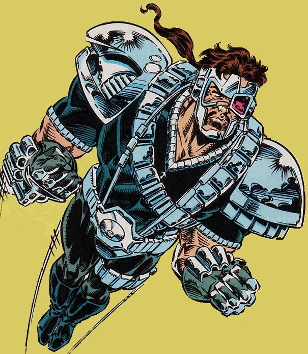 Gray Garrison (Earth-616)