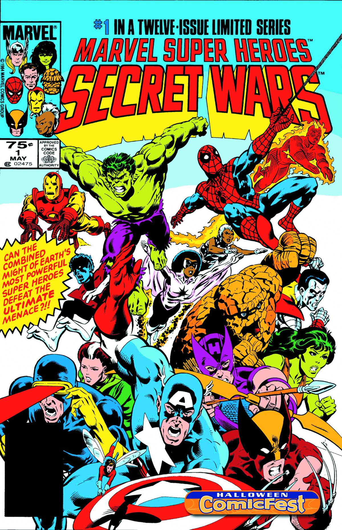 Halloween ComicFest Vol 2014 Secret Wars