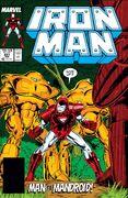 Iron Man Vol 1 227
