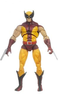 James Howlett (Earth-616) from Marvel Universe (Toys) Comic Packs Series 1 (Secret Wars 25th Anniversary) 0001.jpg