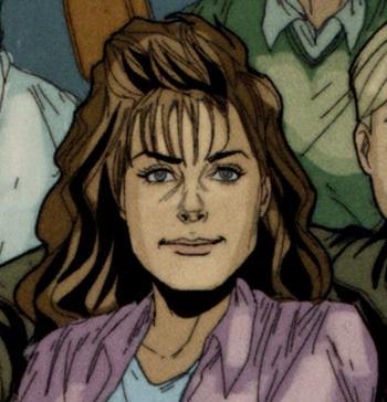 Judy Harmon (Earth-616)