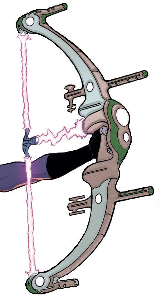 Kree Composite Soul Bow
