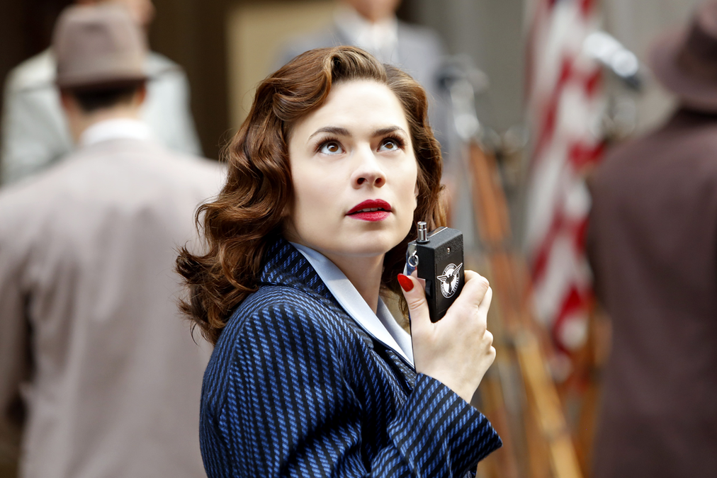Marvel's Agent Carter Season 1 8