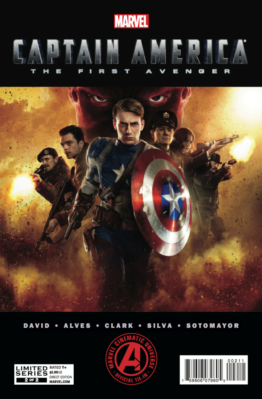 Marvel's Captain America: The First Avenger Adaptation Vol 1 2