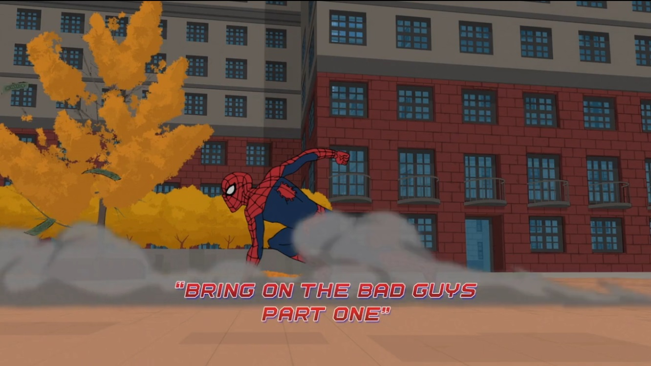 Marvel's Spider-Man (animated series) Season 2 8