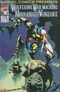 Marvel Comics Presents Vol 1 152