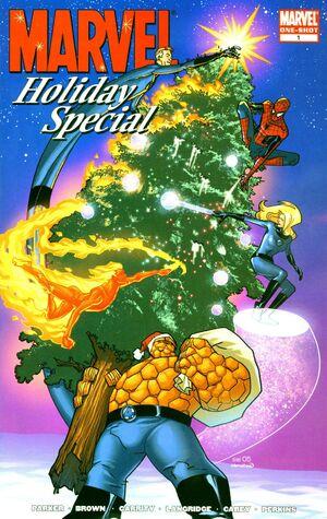 Marvel Holiday Special Vol 1 2005.jpg