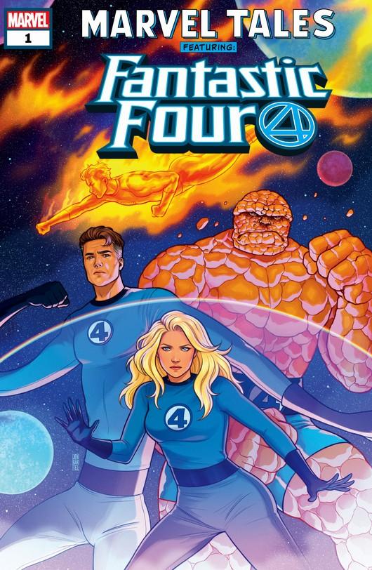 Marvel Tales: Fantastic Four Vol 1 1