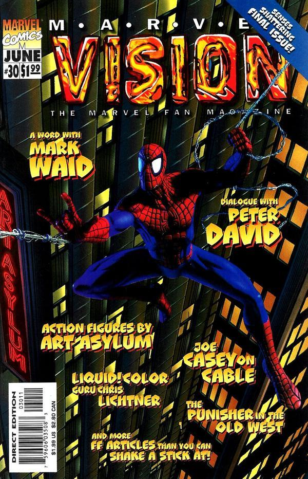 Marvel Vision Vol 1 30