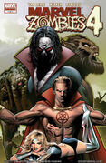 Marvel Zombies 4 Vol 1 1