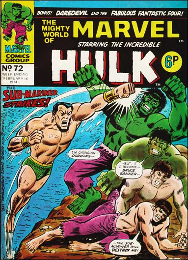 Mighty World of Marvel Vol 1 72