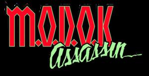 Modok Assassin (2015) logo.png