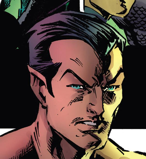 Namor McKenzie (Earth-13266)