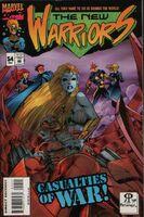 New Warriors Vol 1 54