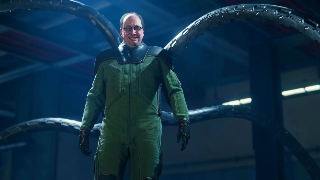 Otto Octavius (Earth-1048) from Marvel's Spider-Man (video game) Promo 001.jpg