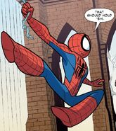 Peter Parker (Earth-TRN874) from Spider-Man & Venom Double Trouble Vol 1 1 002