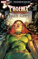 Phoenix Resurrection The Return of Jean Grey Vol 1 3