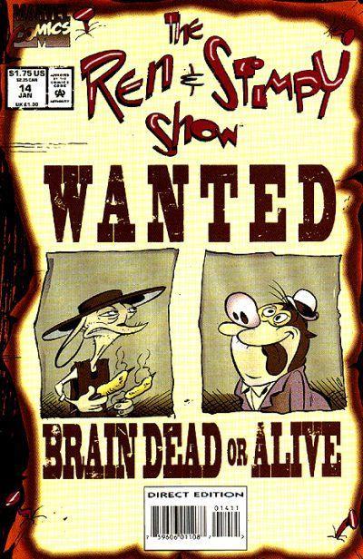 Ren & Stimpy Show Vol 1 14