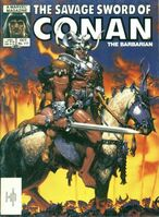Savage Sword of Conan Vol 1 117