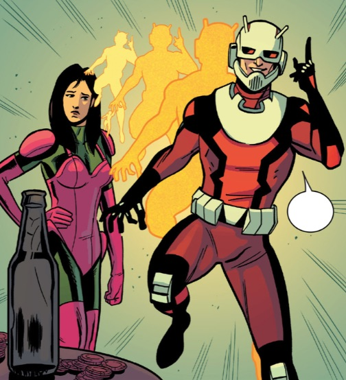 Scott Lang (Earth-616) and Janice Lincoln (Earth-616) from Astonishing Ant-Man Vol 1 8.jpg