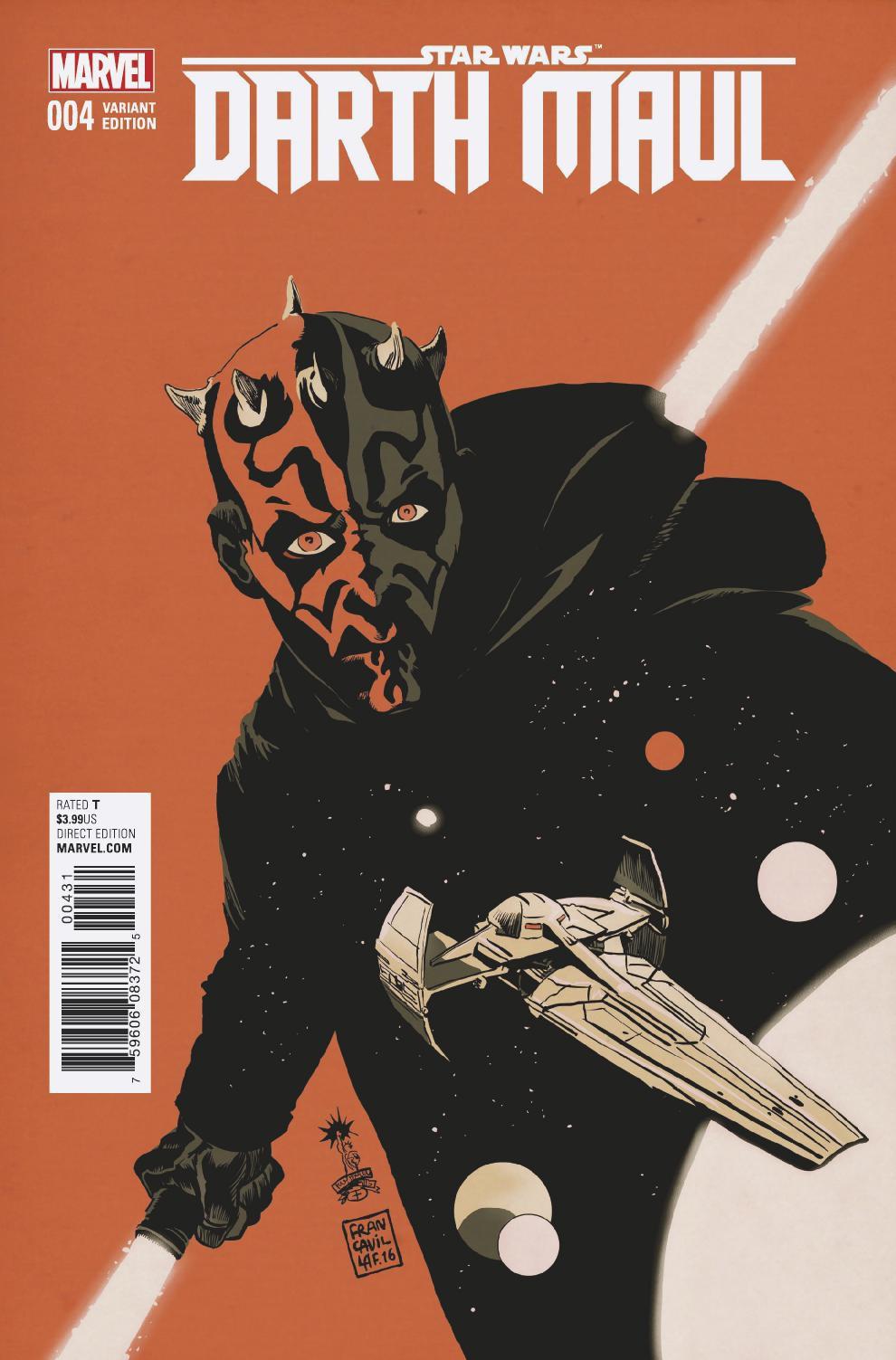 Star Wars Darth Maul Vol 1 4 Francavilla Variant.jpg