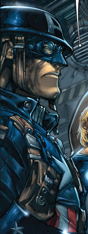 Steven Rogers (Android) (Earth-1610)