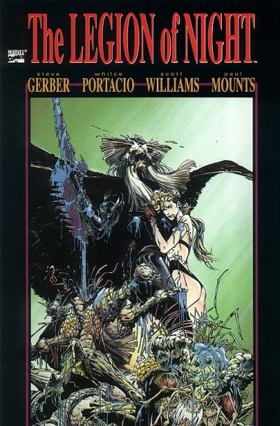 The Legion of Night Vol 1 1