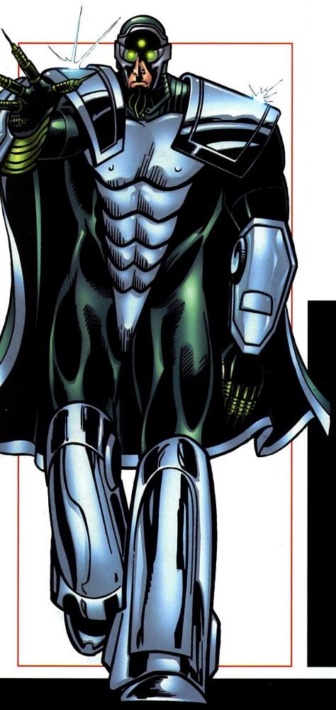 Tito Mendez (Earth-616)