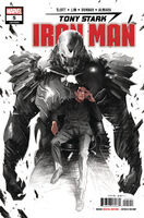 Tony Stark Iron Man Vol 1 5