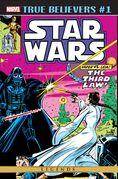 True Believers Star Wars - Vader vs. Leia Vol 1 1