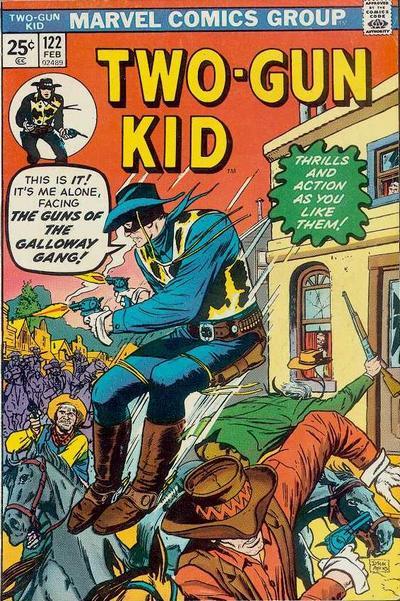 Two-Gun Kid Vol 1 122