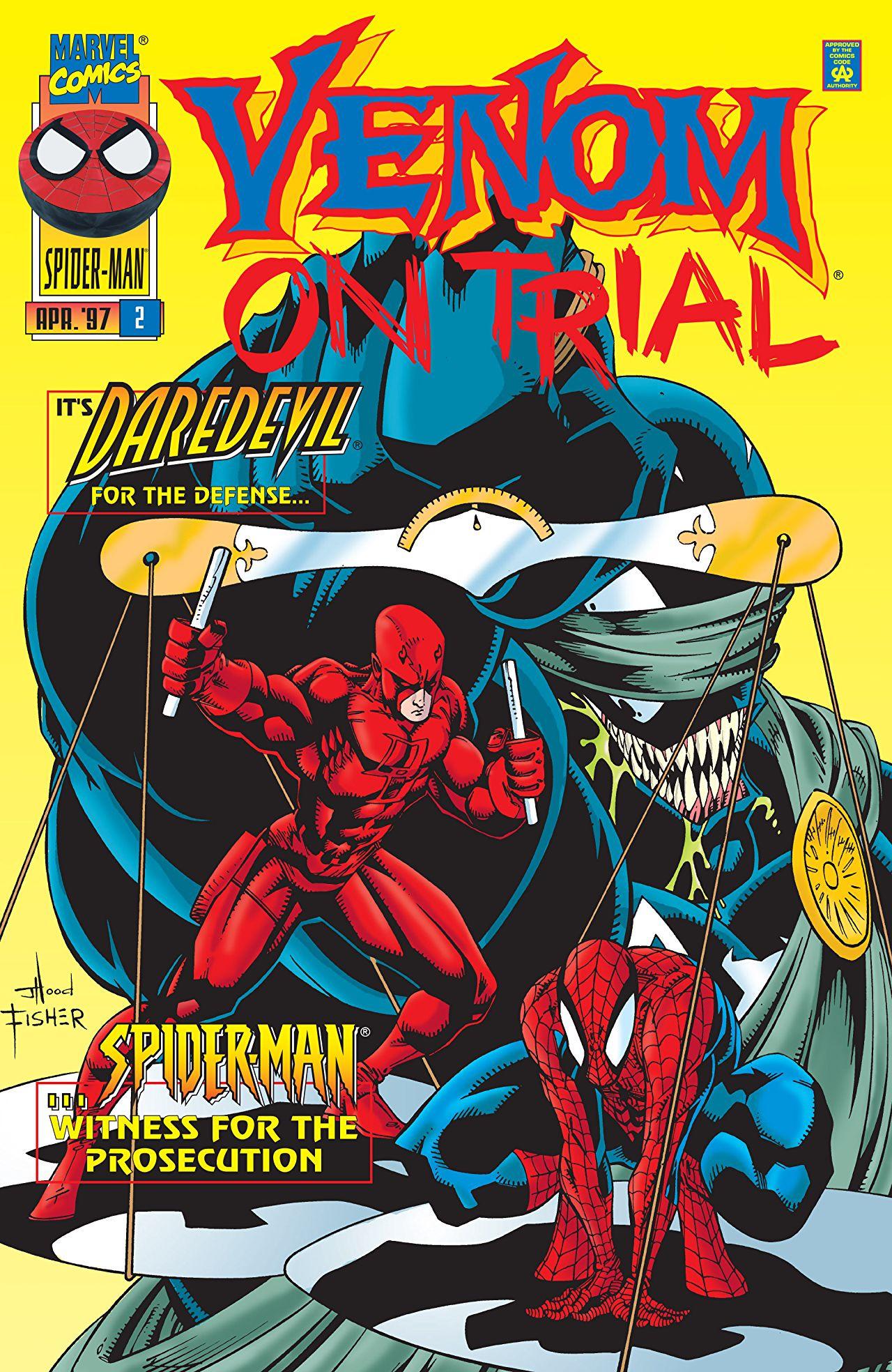 Venom: On Trial Vol 1 2
