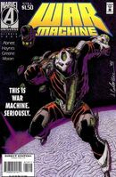 War Machine Vol 1 19