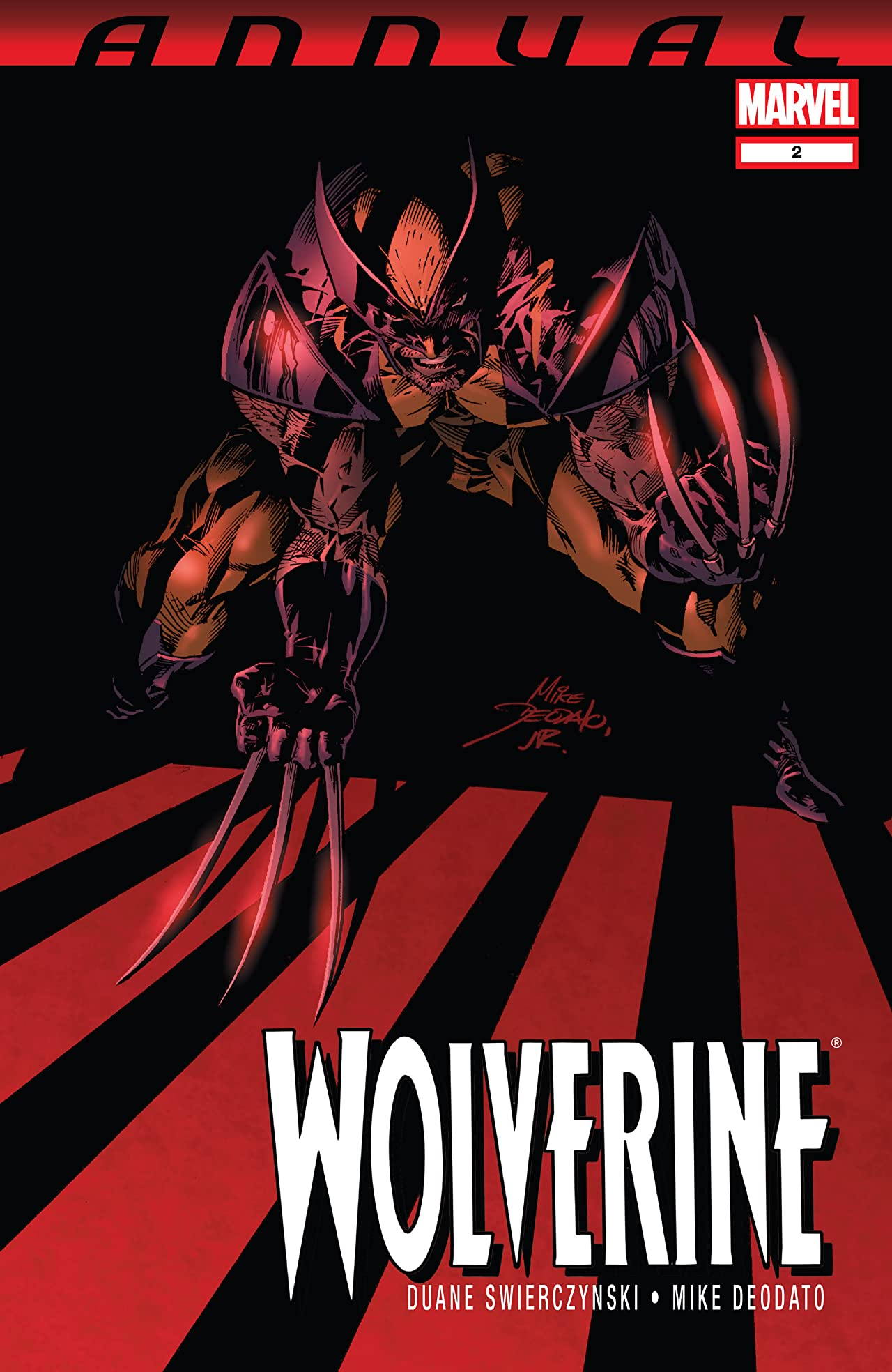 Wolverine Annual Vol 2 2