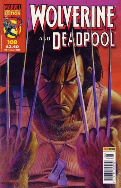Wolverine and Deadpool Vol 1 108