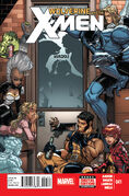 Wolverine and the X-Men Vol 1 41 Cover