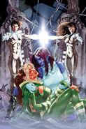X-Men Annual Vol 3 1 Textless