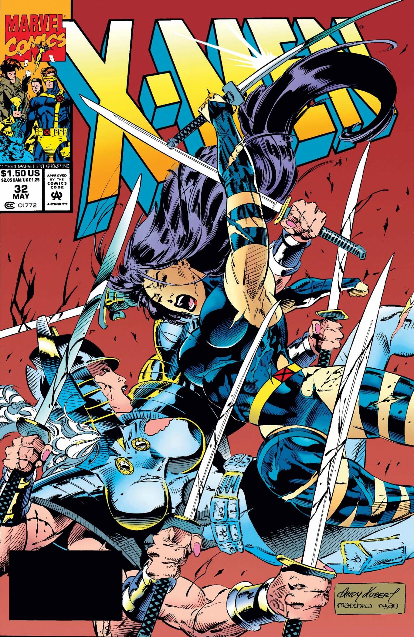 X-Men Vol 2 32