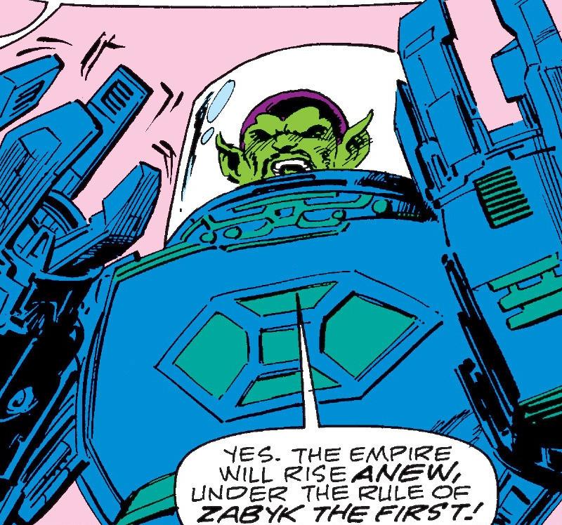 Zabyk (Earth-616)
