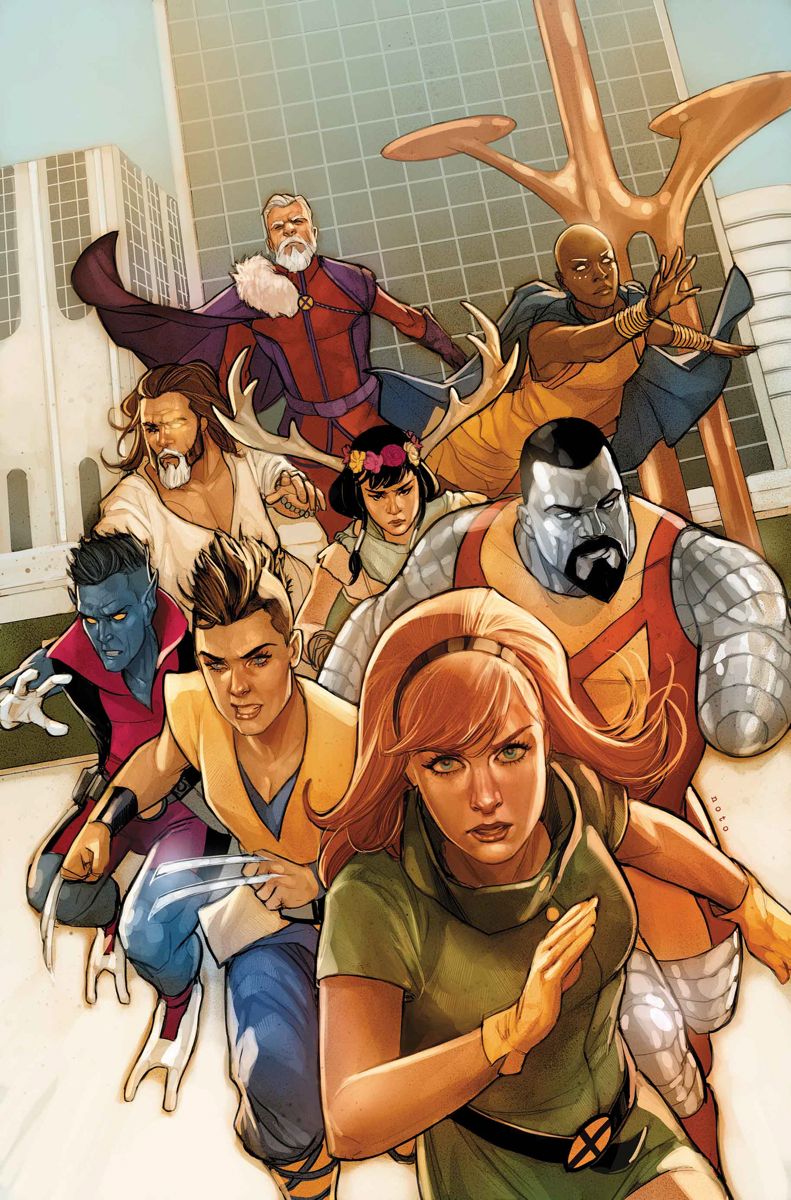 X-Men (Age of X-Man) (Earth-616)
