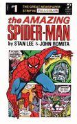 Amazing Spider-Man The Great Newspaper Strip Vol 1 1