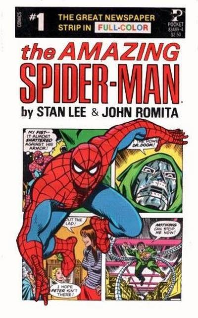 Amazing Spider-Man: The Great Newspaper Strip Vol 1 1