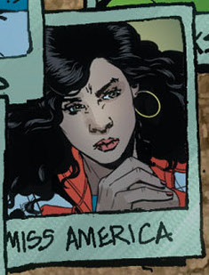 America Chavez (Earth-61112)
