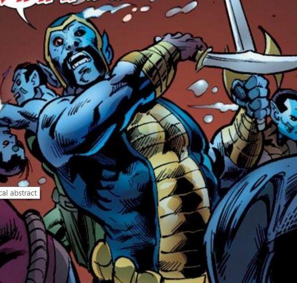 Argos (Atlantean) (Earth-616)