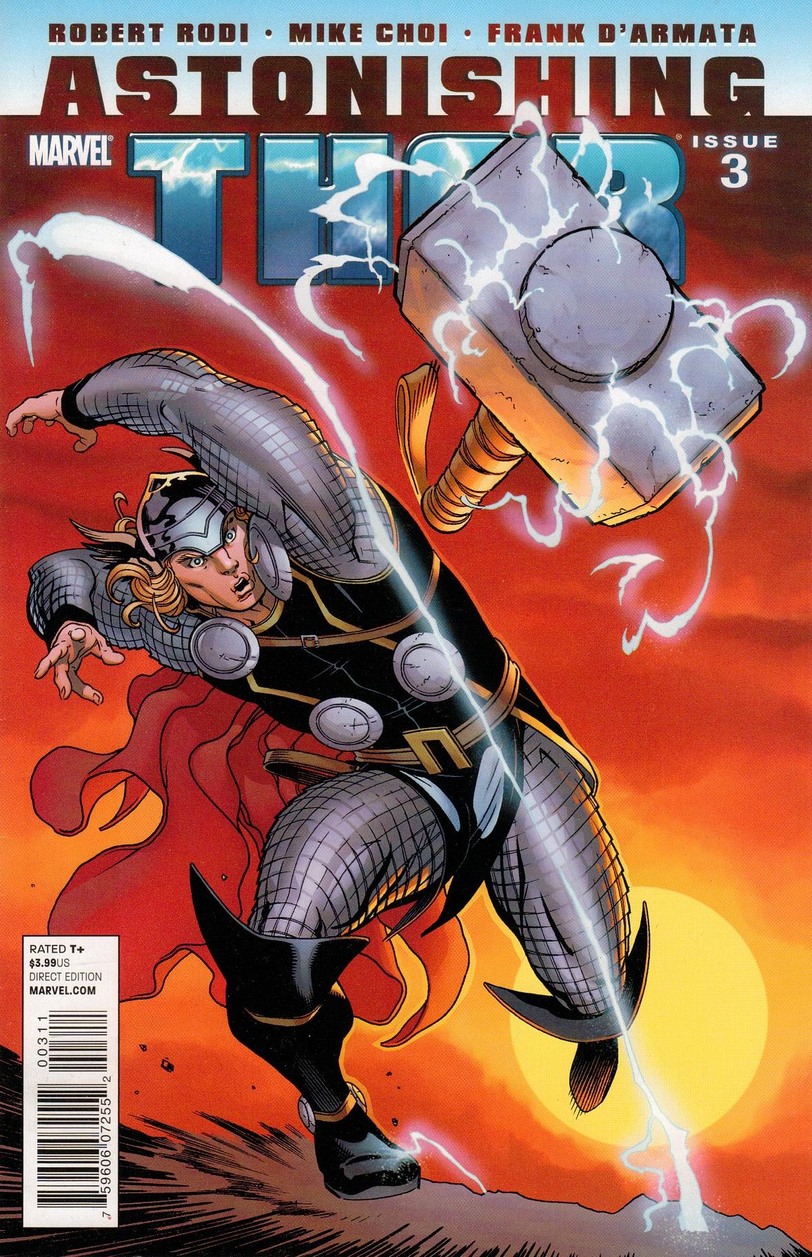 Astonishing Thor Vol 1 3